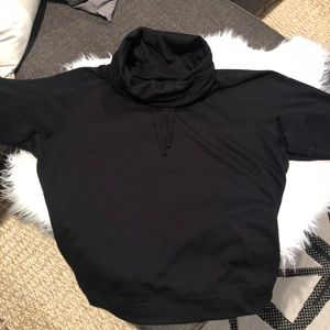 Nike black sweatshirt. Size L.